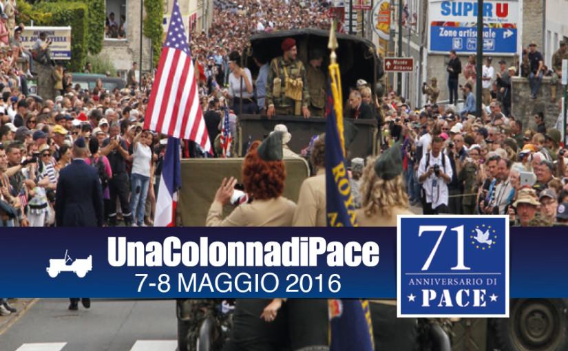 Una Colonna di Pace 2016