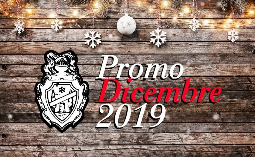Promo Dicembre 2019
